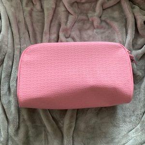 Jeffree Star Pink Double Zip Makeup Bag